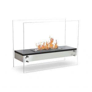 Vittorio modern etanolspis med glas